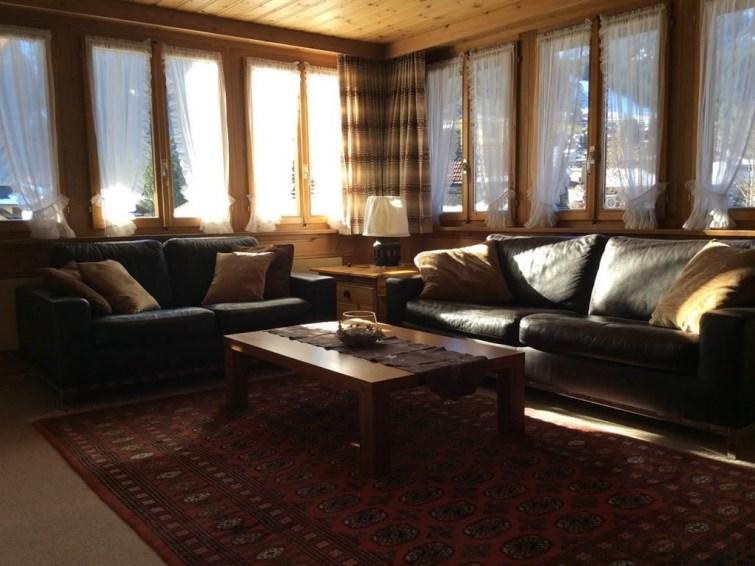 Location vacances Lenk -  Appartement - 5 personnes -  - Photo N° 1