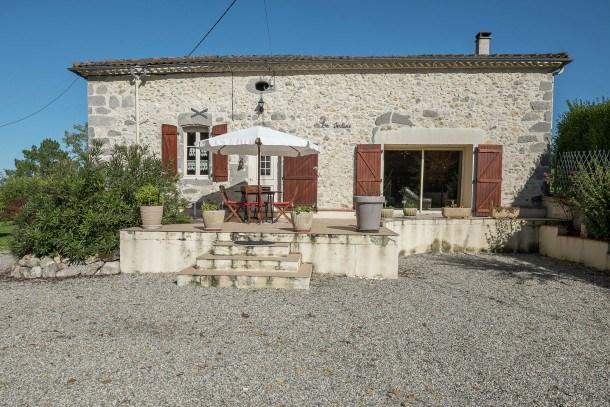 Location vacances Grézet-Cavagnan -  Maison - 4 personnes - Barbecue - Photo N° 1
