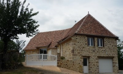 maison de campagne - Mayrinhac-Lentour