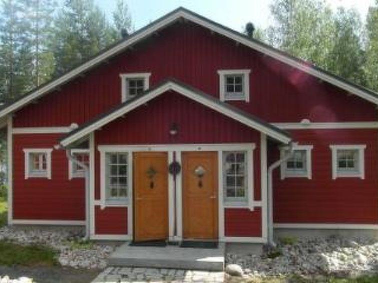 Studio pour 2 personnes à Lieksa