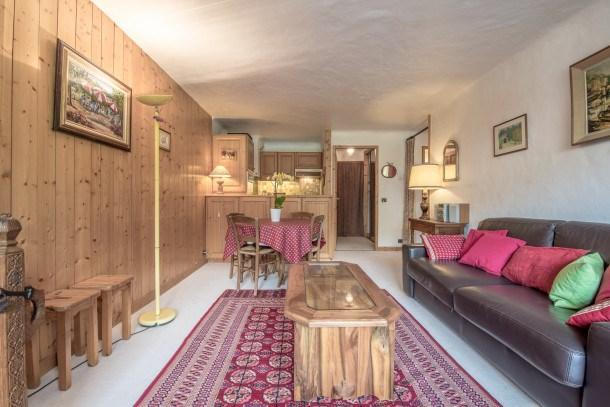 Location vacances Saint-Bon-Tarentaise -  Appartement - 4 personnes - Four - Photo N° 1