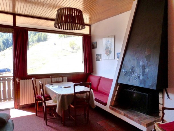 Location vacances Uvernet-Fours -  Appartement - 5 personnes - Balcon - Photo N° 1