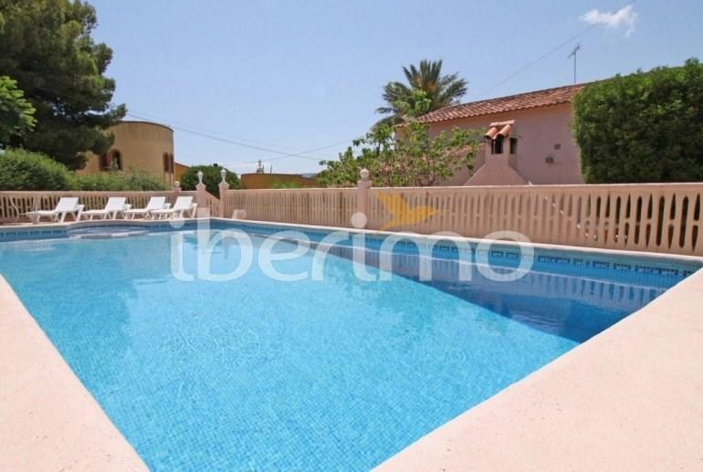 Villa avec piscine à Calpe pour 5 personnes - 2 chambres
