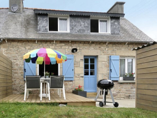 Location vacances Paimpol -  Maison - 5 personnes - Barbecue - Photo N° 1