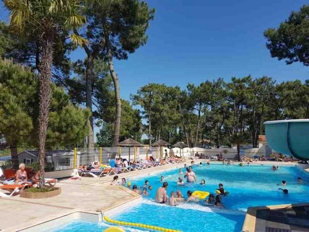 Location vacances La Faute-sur-Mer -  Maison - 6 personnes - Télévision - Photo N° 1