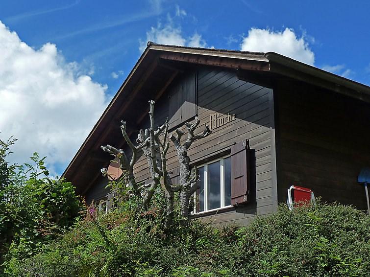 Location vacances Lauterbrunnen -  Maison - 6 personnes -  - Photo N° 1