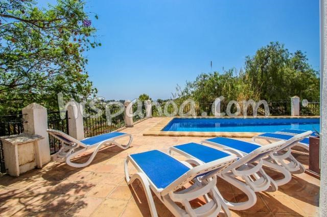 House for 6 ppl. with pool, Benissa
