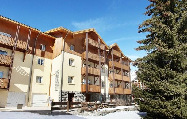 Location vacances Les Deux Alpes -  Appartement - 5 personnes - Congélateur - Photo N° 1