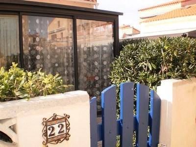 Location vacances Le Barcarès -  Maison - 5 personnes - Lave-linge - Photo N° 1