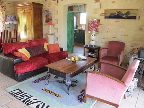 Ferienwohnungen Sainte-Colombe-en-Bruilhois - Haus - 6 Personen - Grill - Foto Nr. 1