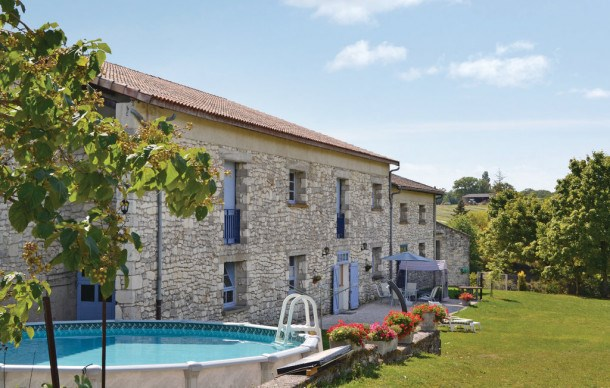 Location vacances Belvèze -  Maison - 5 personnes - Table de ping-pong - Photo N° 1