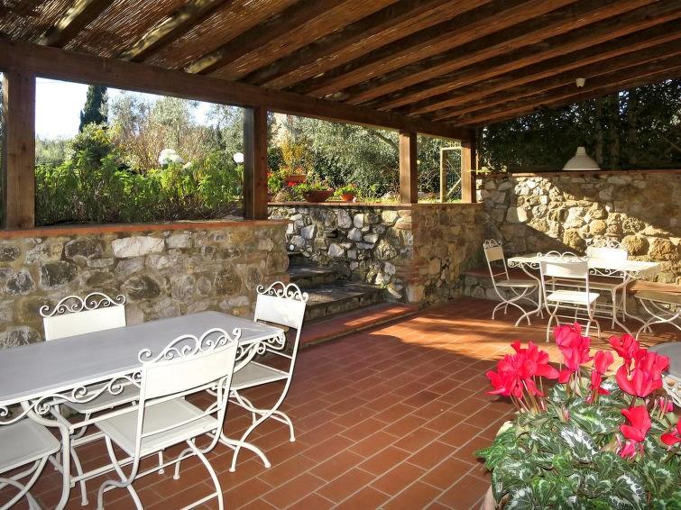 Maison pour 6 à San Gimignano