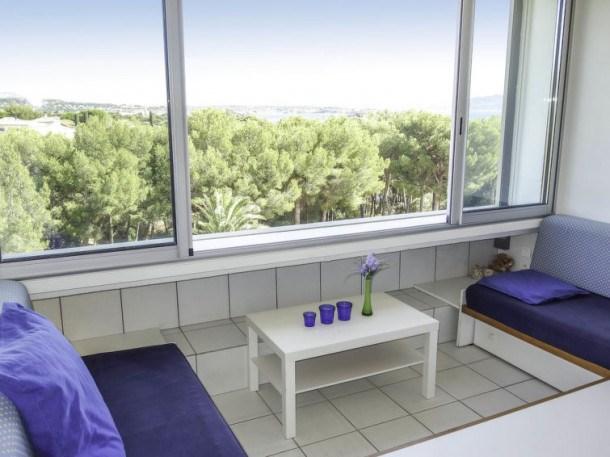 Location vacances Bandol -  Appartement - 2 personnes - Télévision - Photo N° 1