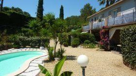 Holiday rentals La Croix-Valmer - House - 3 persons - BBQ - Photo N° 1