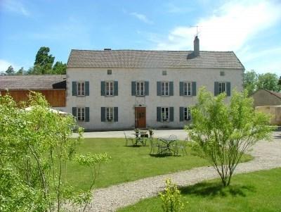 Grande ferme rénovée 4**** pour 20 personnes - Festigny