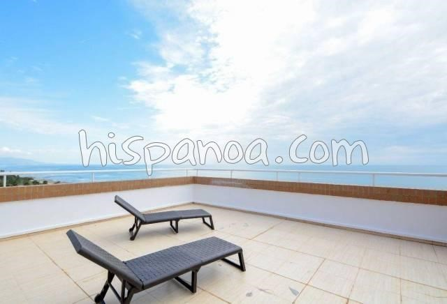 Location vacances Oropesa del Mar/Orpesa -  Appartement - 6 personnes - Jardin - Photo N° 1