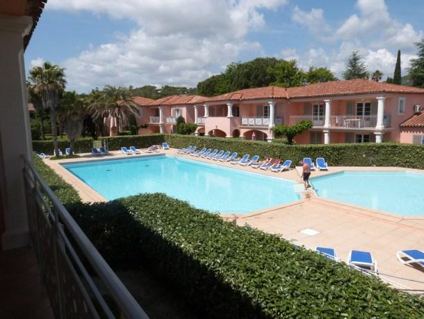 Location vacances Grimaud -  Appartement - 4 personnes - Terrasse - Photo N° 1