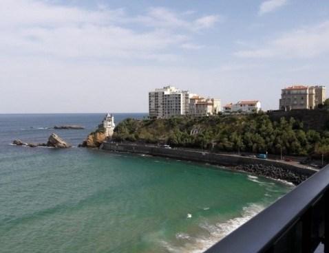 Location vacances Biarritz -  Appartement - 2 personnes - Télévision - Photo N° 1