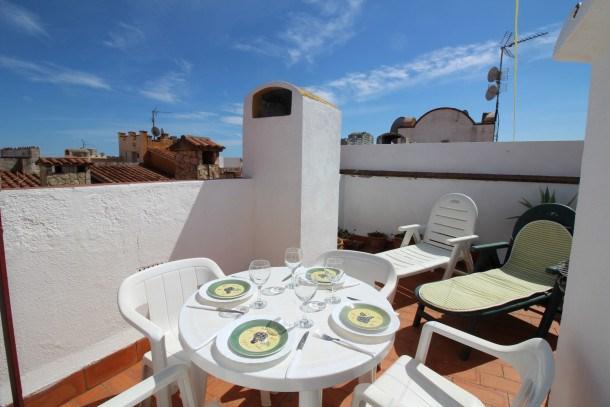 Location vacances Castelló d'Empúries -  Appartement - 4 personnes - Barbecue - Photo N° 1