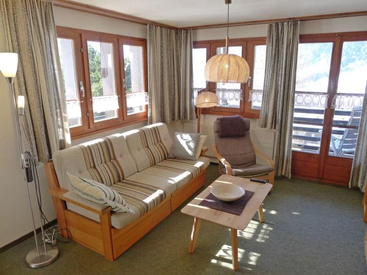 Location vacances Ernen -  Appartement - 3 personnes -  - Photo N° 1