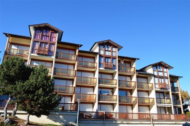 Location vacances Font-Romeu-Odeillo-Via -  Appartement - 4 personnes - Four - Photo N° 1
