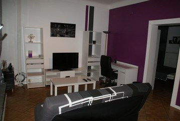 Holiday rentals Yutz - Apartment - 4 persons - Television - Photo N° 1