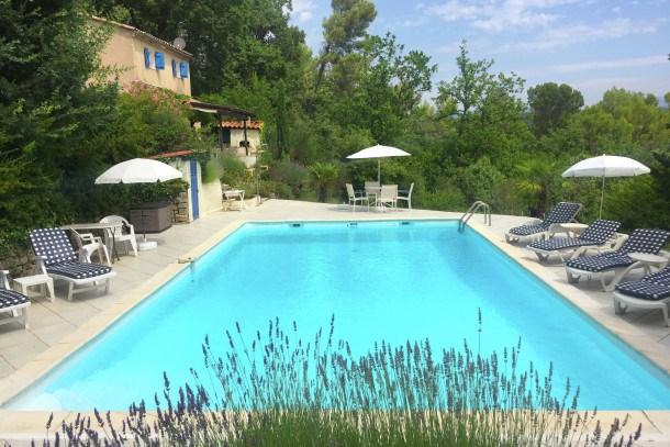 Location vacances Sillans-la-Cascade -  Maison - 6 personnes - Barbecue - Photo N° 1