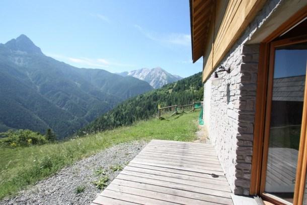 Location vacances Uvernet-Fours -  Maison - 6 personnes - Four - Photo N° 1
