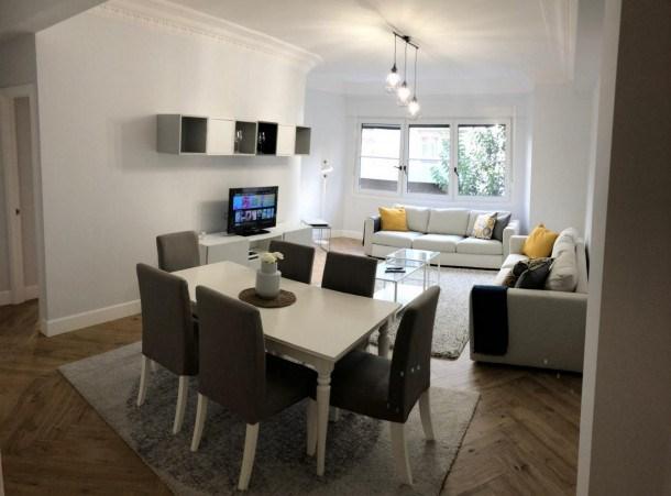 Location vacances Bilbao -  Appartement - 2 personnes - Télévision - Photo N° 1