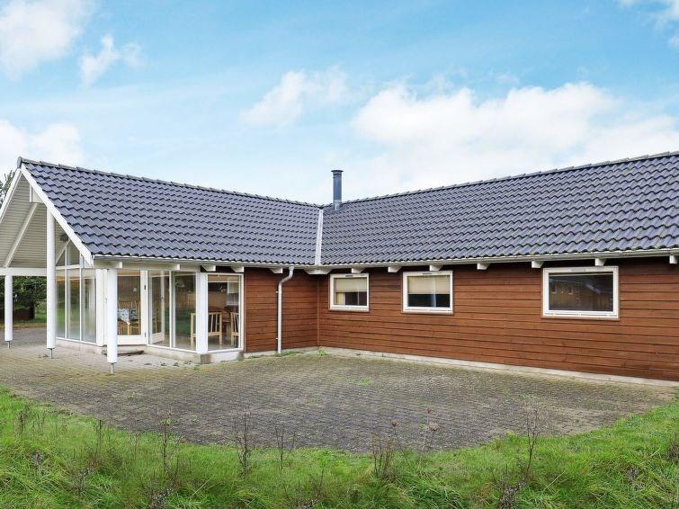 Studio pour 5 personnes à Løkken