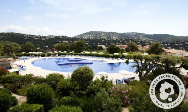 Location vacances Roquebrune-sur-Argens -  Appartement - 4 personnes - Jardin - Photo N° 1