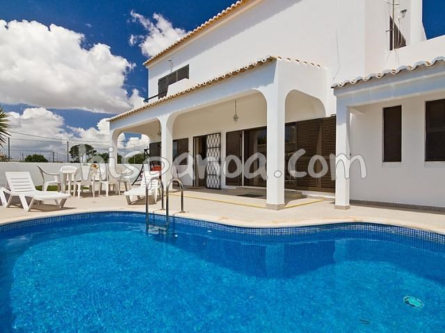 House for 6 ppl. with pool, Olhão