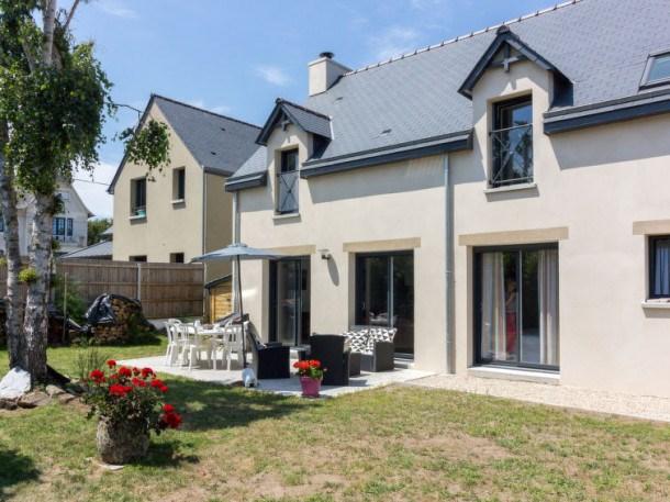 Location vacances Saint-Lunaire -  Maison - 8 personnes - Barbecue - Photo N° 1
