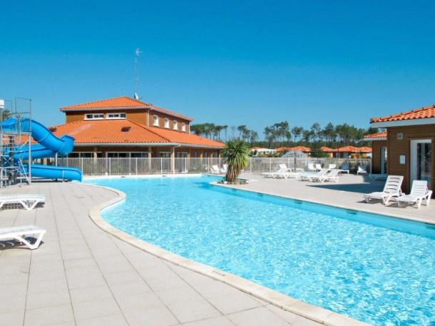 Location vacances Parentis-en-Born -  Appartement - 6 personnes - Table de ping-pong - Photo N° 1