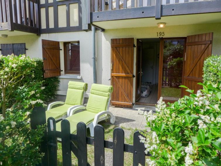 Appartement pour 2 personnes à Cabourg