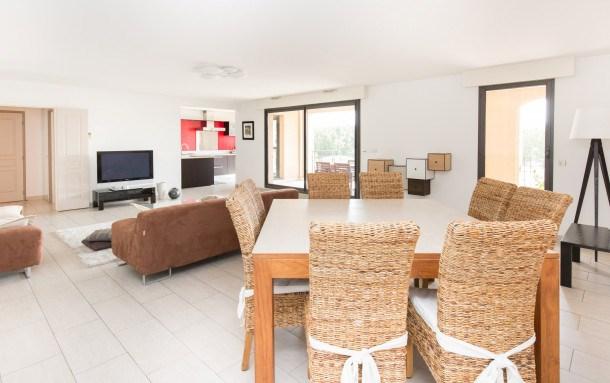 Appartement T4 150 m² place François Villon