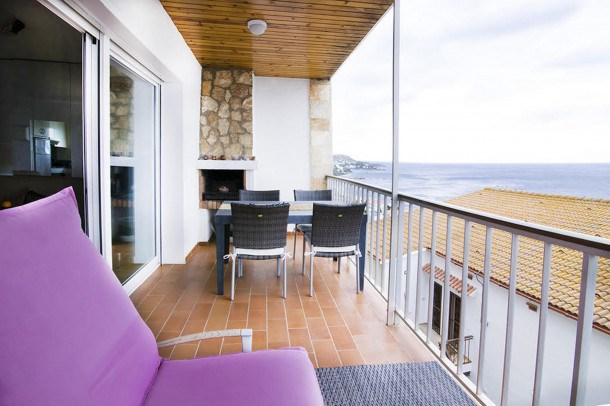 Location vacances Rosas -  Appartement - 6 personnes - Barbecue - Photo N° 1