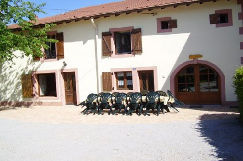Location vacances Aumontzey -  Gite - 14 personnes - Barbecue - Photo N° 1