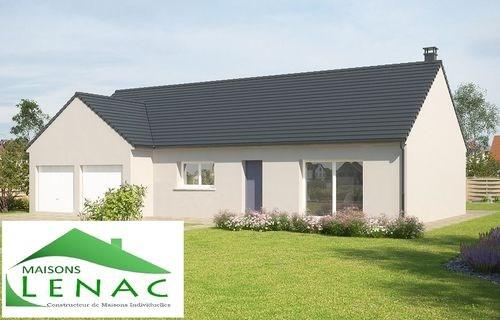 Maison  3 pièces + Terrain 800 m² Traînel par MAISONS LENAC