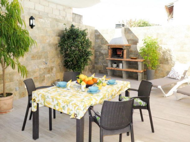Location vacances Porreres -  Maison - 4 personnes - Barbecue - Photo N° 1