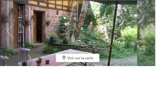 Location vacances Dambach-la-Ville -  Gite - 1 personnes - Aspirateur - Photo N° 1