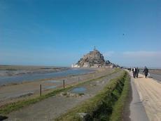 Baie du Mont Saint Michel ...