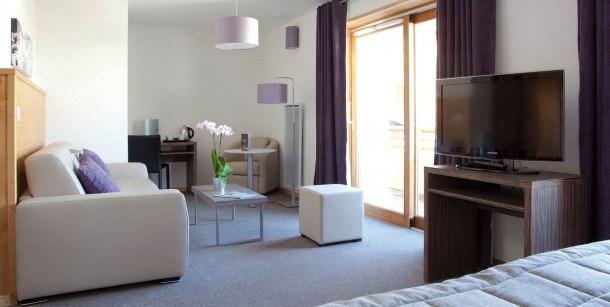Location vacances Huez -  Appartement - 4 personnes - Télévision - Photo N° 1