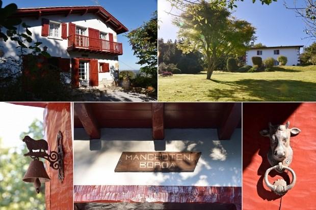 Location vacances Ascain -  Gite - 8 personnes - Barbecue - Photo N° 1