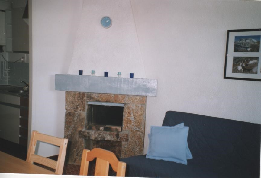 Location vacances Saint-Lary-Soulan -  Appartement - 6 personnes - Radio - Photo N° 1