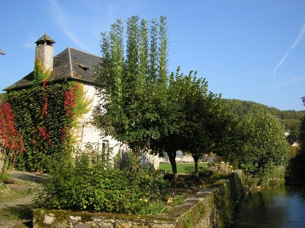 location gîte - Coly
