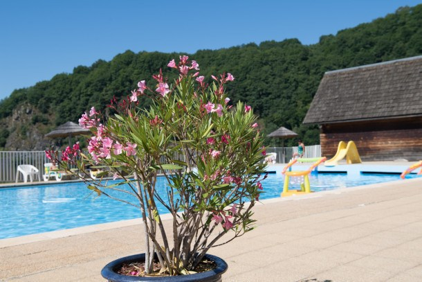 CAMPING LE GIBANEL - COTTAGE PRIVILEGE 2CH 4/6 PERS + 2SDB