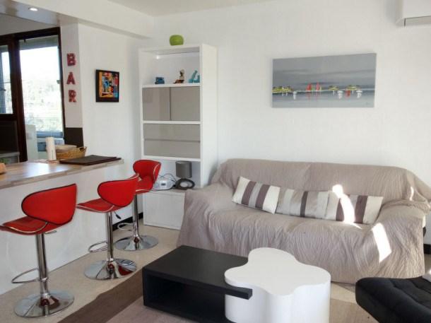 Location vacances La Ciotat -  Appartement - 4 personnes - Télévision - Photo N° 1