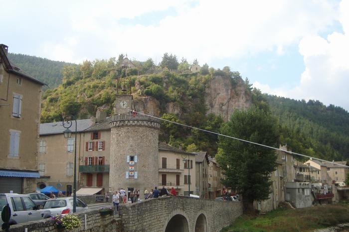 le village de Meyrueis