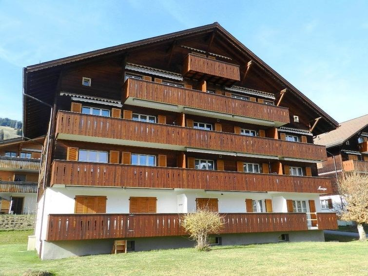 Location vacances Saanen -  Appartement - 5 personnes -  - Photo N° 1